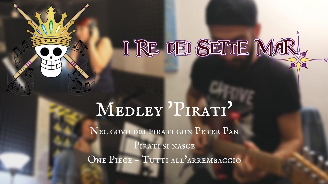 Copertina video medley pirati