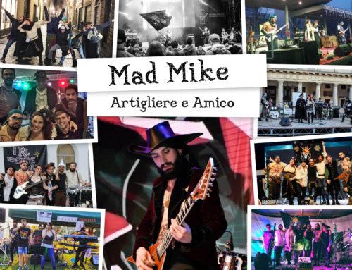 Un caloroso saluto a Mad Mike!